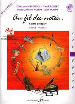 Au fil des notes